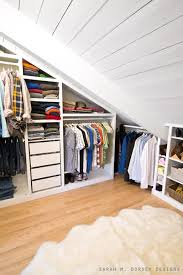 slanted ceiling closet design ideas pictures remodel and master bedroom closet design playmaxlgc com