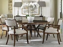 macarthur park strathmore round dining table lexington home brands