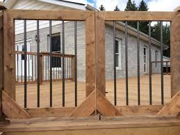 uxbridge deck rebuild architectural drafting in muskoka