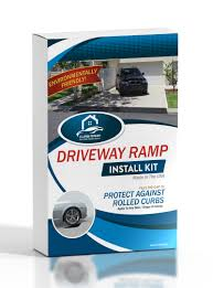 lowered cars curb ramp rolled curb driveway ramps for lowered cars