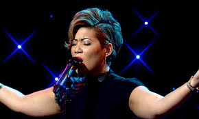 tessanne chin new hairstyle tessanne chin performs heaven knows good day new york video
