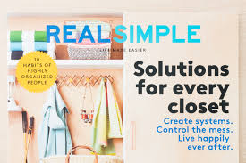 Real Simple Magazine by Beach House Storage Bins With Handles The Container Store