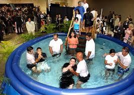 portable baptismal pool honolulu bulletin news island images