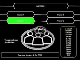 who wants to be a millionaire powerpoint template with music