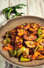 Indian Style - spicy indian chicken stir fry paleo leap