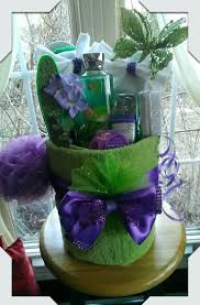 spa gift baskets for women citrus gift basket spa gift basket la boutique pin exchange