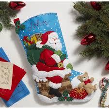 100 seasonal home decorations bucilla seasonal felt shop plaid bucilla seasonal felt stocking kits down the