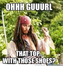 Jack Sparrow Memes - captain jack sparrow by beelzebub meme center