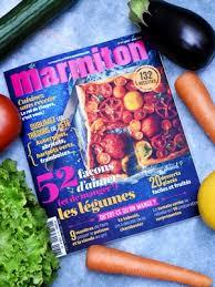 marmitons recettes cuisine magazine marmiton abonnements marmiton