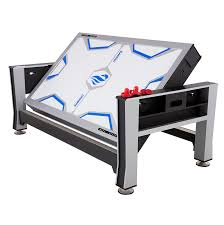triumph sports 3 in 1 rotating game table amazon com triumph 3 in 1 swivel multigame table sports outdoors
