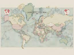 Ddos Map Here U0027s What The Internet Looks Like Creators