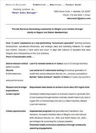 Executive Summary Resume Examples resume examples for executive summary with management