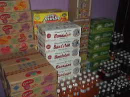 Teh Bandulan mandiritokoagen agen minuman makanan di surabaya