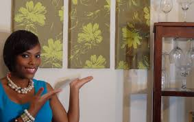 Home Decorating Fabrics Online Decorating Diy Fabric Wall Decor Youtube