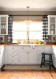 designer kitchen curtains contemporary kitchen curtains medium size of meaning modern