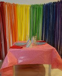 streamer backdrop rainbow backdrop rainbow party rainbow birthday party