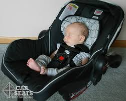 Most Comfortable Infant Car Seat Britax B Safe Review Car Seats For The Littles