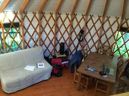 Comfortable Camping Make Way For The Yurts Comfortable Camping Has Come To Alberta