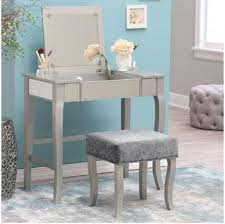 Silver Vanity Chair Silver Vanity Table Shelby Knox