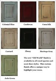 How To Paint And Glaze Kitchen Cabinets Sherwin Williams Glazing Techniques Glazing Wearing
