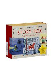 Design Your Own Toy Chest by Story Box Create Your Own Fairy Tales Magma For Laurence King