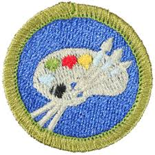 art merit badge class preparation page scoutmaster bucky
