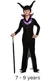 disney george halloween kids maleficent fancy dress costume