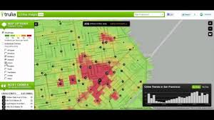 Trulia Crime Map San Francisco by 100 Trulia Heat Map 14 Best Charts U0026 Data Viz Images On