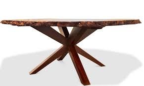 karri burl dining table u2022 fine furniture design fine art