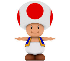 wii mario party 8 toad models resource