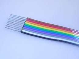 ribbon cable 3ft 10wire robotech shop