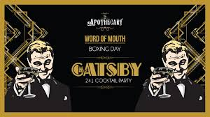 cocktail party cartoon word of mouth boxing day gatsby 241 cocktail party tickets the