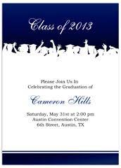 graduation invitations templates free hallo