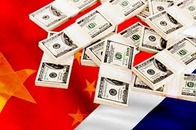 Made In China American Flags Are China And Russia Trying To Undermine The U S Dollar Us News