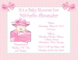 baby shower for girl invites for baby shower girl baby showers ideas