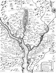 Maps Of Washington by Fantasy Map Of Washington Dc