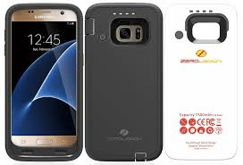 Galaxy Rugged These Galaxy S7 Battery Cases Can Keep You Powered Up Android
