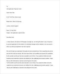 Rejection Letter Recruitment Agency 30 fresh rejection response letter pics wbxo us