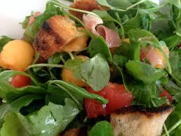 cuisine legere et dietetique recette légère et diététique salade colorée de l été