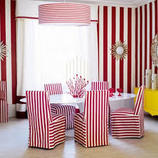 red and white dining room ideas house design ideas red and white vertical stripes painting for modern dining room red and white vertical stripes painting for modern dining room ideas using best interior