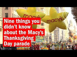 guide to thanksgiving nyc including the macy s parade