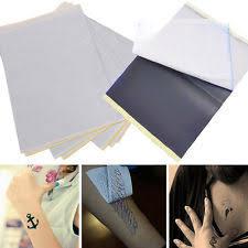 tattoo tracing paper ebay