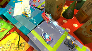 wheels world play table toybox turbos and blazerush the tiny racer may be an emerging vr