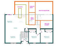 split entry floor plans 196 best split entry addition ideas images on kitchen