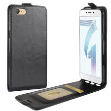 Oppo A71 For Oppo A71 Luxury Flip Leather Back Cover Phone Accessories