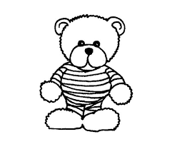 teddy bear mummy free coloring page download u0026 print online