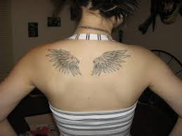 angel wing tattoo designs small small angel wings tattoo designs tattoo design and art