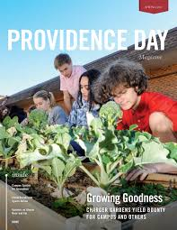 providence day inc providence day magazine