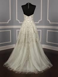 monique lhuillier blair size 6 wedding dress u2013 oncewed com