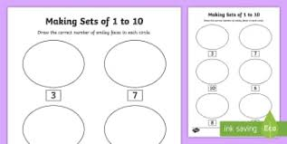 number number counting activities primary resources page 1